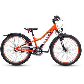 s'cool troX urban 24 3-S - Vélo enfant - orange